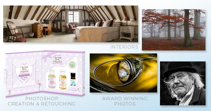 Interiors, Photoshop Creation & Retouching, Award Winning Photos