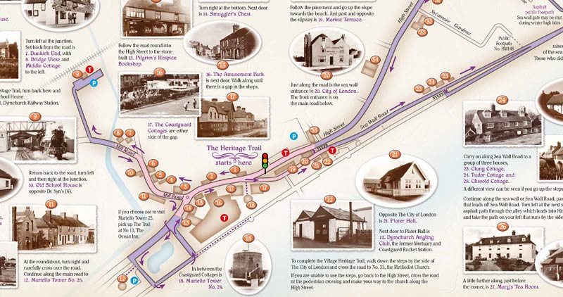 Dymchurch Heritage Trail