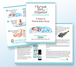 Mumma Love Organics corporate identity
