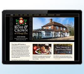 The Rose & Crown Pub Restaurant